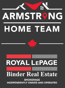 Armstrong Home Team | Royal LePage Binder Real Estate