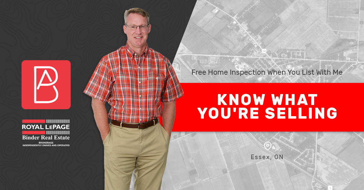 List & Sell with Me & Get a FREE Pre-Home Inspection