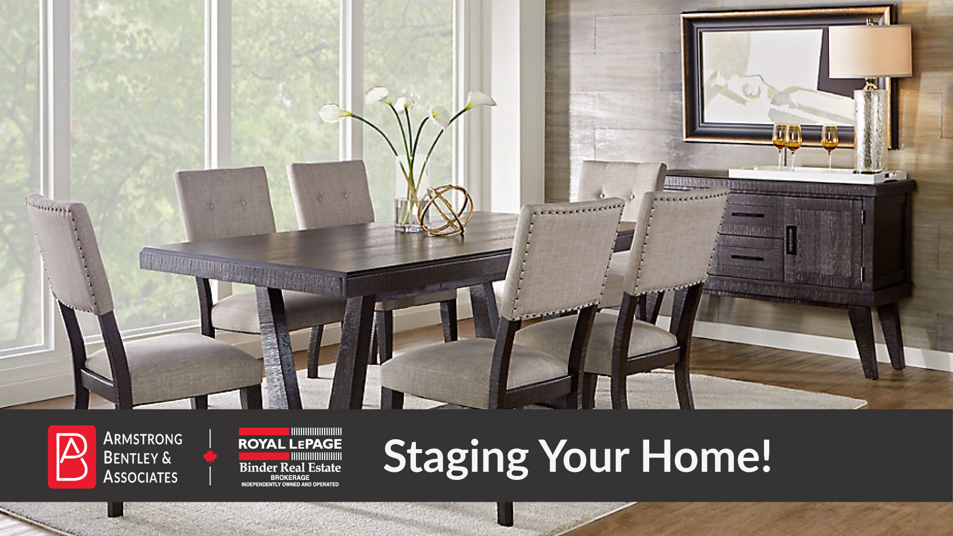 Quick & Easy Staging Tips